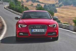 Audi S5 Sportback 8T рестайлинг
