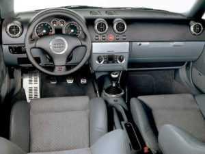 Салон Audi TT Coupe 8N