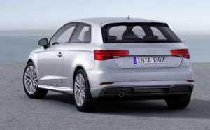 3-дв. хэтчбек Audi A3, 3 поколение, рестайлинг
