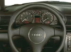 Интерьер Ауди RS4 B5