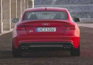 Ауди S5 Sportback 8T рестайлинг