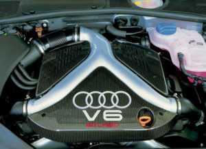 Двигатель Ауди РС4 Б5