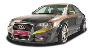 Бампер на Audi A6 C5 CSR-automotive