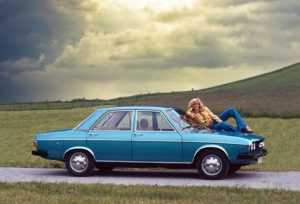 Седан Audi 100 C1 4 дв. рестайлинг