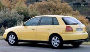 5-дв. хэтчбек Audi A3, 1 поколение