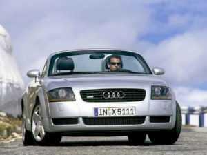Родстер Audi TT 8N