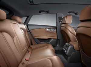 Интерьер Audi A7