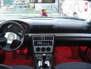 Тюнинг салона Audi A4 B5