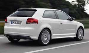 Audi S3 8P 2 поколение