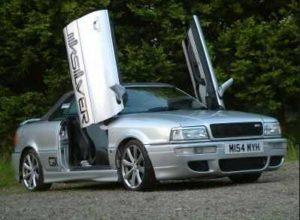 «Ламбо-двери» для тюнинг Audi 80