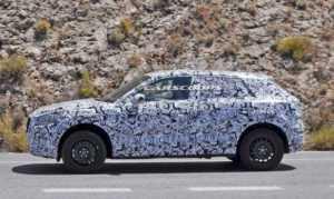 Тестирование Audi Q1