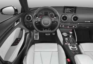 Салон Audi RS3 8A