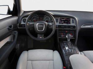 Салон Audi S6 C6