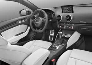 Интерьер Audi RS3 8A