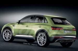 Audi Q1 по версии журнала Ларгус