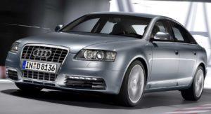 Седан Audi S6 C6 рестайлинг