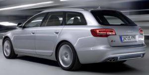 Универсал Ауди S6 C6 Avant рестайлинг