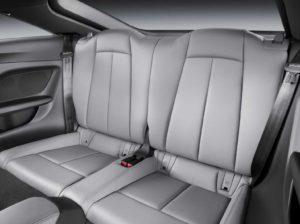 Салон Audi TTS Type 8S
