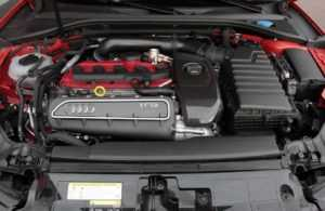 Двигатель Audi RS3 8V