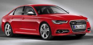 Седан Audi S6 C7
