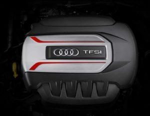 Силовой агрегат Audi TTS