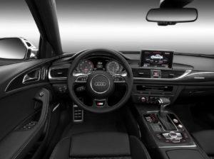 Салон Audi S6 C7