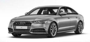 Седан Audi S6 C7 рестайлинг
