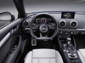 Салон Audi RS3