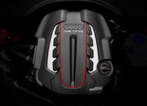 Двигатель Audi S6 C7