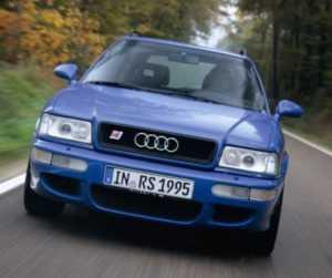 Audi РС2 Авант