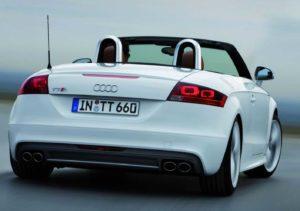 Родстер Audi TTS 8J