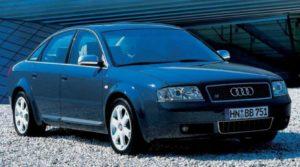 Седан Audi S6 C5