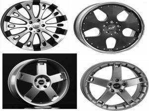 Колёсные диски для тюнинга Audi A6 C4