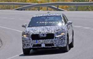 Тесты Audi Q1