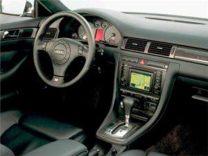 Салон Audi S6 C5