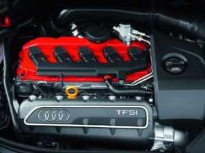 Двигатель Audi RS3 1 поколения