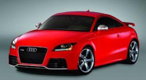 Купе Audi TT RS 8J рестайлинг
