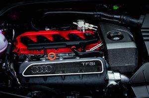 Двигатель TFSI 2,5 литра Audi TT RS
