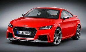 Купе Audi TT RS 8S