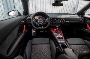 Салон Audi TT RS 8S