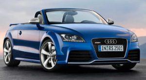 Купе Audi TT RS 8J