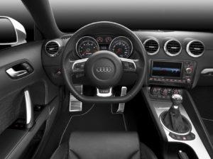 Салон Audi TT RS 8J
