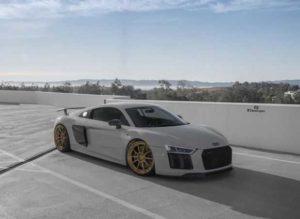 Audi R8 Plus от тюнинг-ателье R1 Motorsports