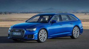 Новый Audi A6 Avant покажут в Пекине