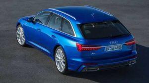 Новое поколение универсала Audi A6 Avant