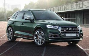 Приостановлены поставки Audi SQ5 на рынок ЕС