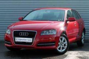 Автомобили марки Audi одни из самых продаваемых на вторичном рынке Москвы