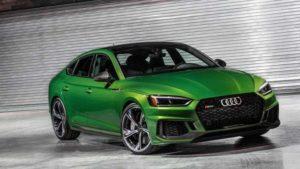 Audi RS5 Sportback 2019 – производительность и утилитарность