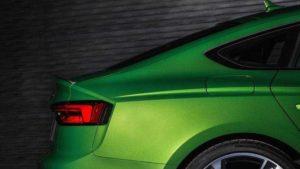 Экстерьер Ауди RS5 Sportback 2019