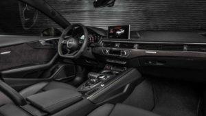 Салон Audi RS5 Sportback 2019